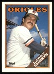 1988 Topps #327  Larry Sheets  Front Thumbnail