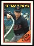 1988 Topps #194  Tom Kelly  Front Thumbnail