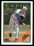 1988 Topps #464  Jay Tibbs  Front Thumbnail