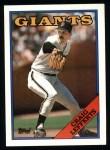 1988 Topps #734  Craig Lefferts  Front Thumbnail