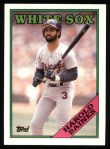 1988 Topps #35  Harold Baines  Front Thumbnail