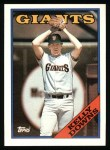 1988 Topps #629  Kelly Downs  Front Thumbnail