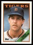 1988 Topps #289  Dave Bergman  Front Thumbnail