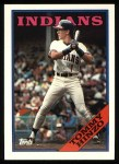 1988 Topps #576  Tommy Hinzo  Front Thumbnail