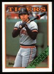 1988 Topps #630  Darrell Evans  Front Thumbnail