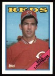 1988 Topps #42  Bill Landrum  Front Thumbnail