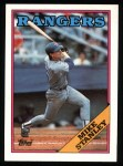 1988 Topps #219  Mike Stanley  Front Thumbnail