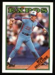 1988 Topps #313  Bob McClure  Front Thumbnail