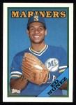 1988 Topps #258  Ed Nunez  Front Thumbnail