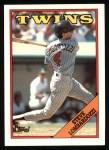 1988 Topps #697  Steve Lombardozzi  Front Thumbnail