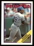 1988 Topps #550  Pedro Guerrero  Front Thumbnail