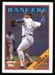 1988 Topps #227  Ed Correa  Front Thumbnail