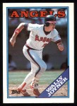 1988 Topps #420  Wally Joyner  Front Thumbnail