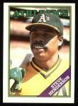 1988 Topps #527  Steve Henderson  Front Thumbnail