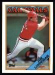 1988 Topps #562  Jim Lindeman  Front Thumbnail