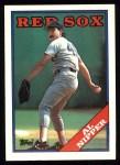 1988 Topps #326  Al Nipper  Front Thumbnail