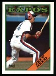 1988 Topps #176  Jeff Reed  Front Thumbnail