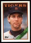 1988 Topps #582  Mike Henneman  Front Thumbnail
