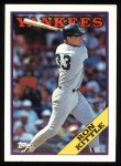 1988 Topps #259  Ron Kittle  Front Thumbnail