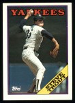 1988 Topps #584  Steve Trout  Front Thumbnail