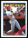 1988 Topps #150  Eric Davis  Front Thumbnail