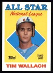 1988 Topps #399   -  Tim Wallach All-Star Front Thumbnail