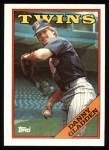 1988 Topps #502  Dan Gladden  Front Thumbnail