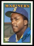 1988 Topps #687  Mickey Brantley  Front Thumbnail