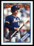 1988 Topps #85  Howard Johnson  Front Thumbnail