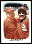 1988 Topps #351  Red Schoendienst  Front Thumbnail