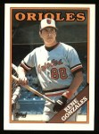 1988 Topps #98  Rene Gonzales  Front Thumbnail