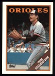 1988 Topps #242  Tom Niedenfuer  Front Thumbnail