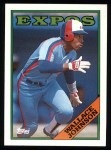 1988 Topps #228  Wallace Johnson  Front Thumbnail
