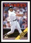 1988 Topps #561  Rick Cerone  Front Thumbnail