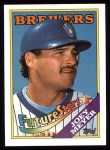 1988 Topps #312  Joey Meyer  Front Thumbnail