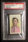 1910 M116 Sporting Life BLU Home Run Baker  Front Thumbnail