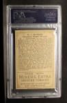 1912 T227 #23 MIN Matt McGrath  Back Thumbnail