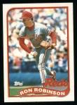 1989 Topps #16  Ron Robinson  Front Thumbnail