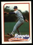 1989 Topps #779  Craig McMurtry  Front Thumbnail