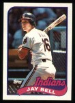 1989 Topps #144  Jay Bell  Front Thumbnail