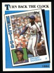 1989 Topps #661   -  Dwight Gooden Turn Back The Clock Front Thumbnail