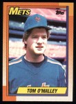 1990 Topps #504  Tom O'Malley  Front Thumbnail
