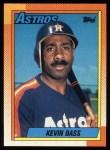 1990 Topps #281  Kevin Bass  Front Thumbnail
