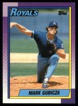 1990 Topps #20  Mark Gubicza  Front Thumbnail