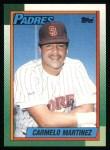 1990 Topps #686  Carmelo Martinez  Front Thumbnail