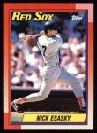 1990 Topps #206  Nick Esasky  Front Thumbnail