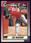 1990 Topps #578  Joe Magrane  Front Thumbnail