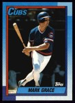 1990 Topps #240  Mark Grace  Front Thumbnail
