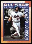 1990 Topps #399   -  Howard Johnson All-Star Front Thumbnail