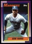 1990 Topps #738  Gene Harris  Front Thumbnail